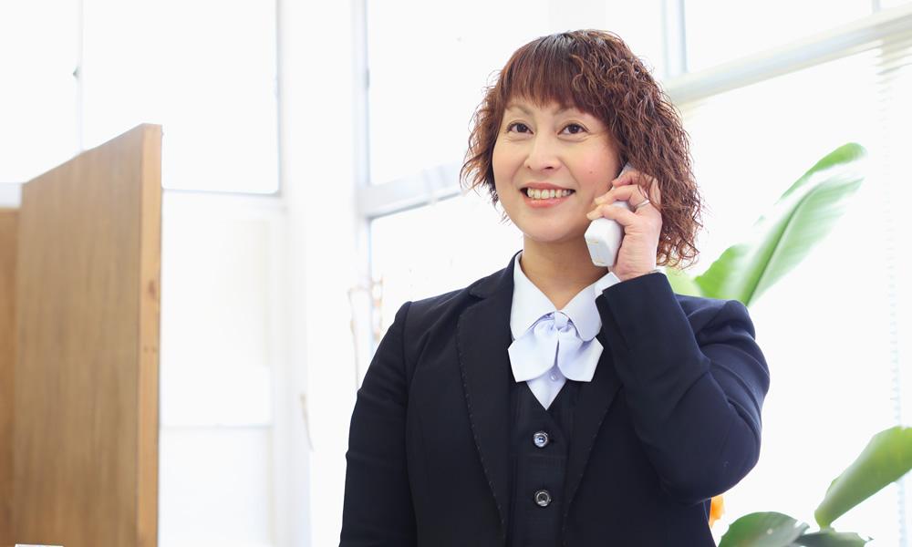 総務部 吉川美千代