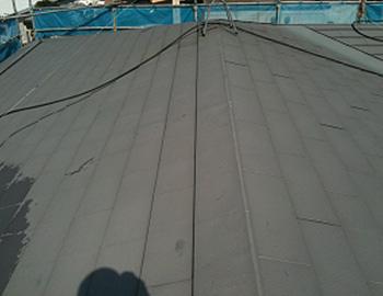 2階大屋根(施工前)