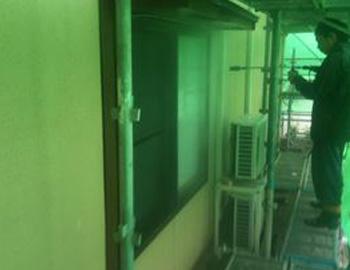 外壁(高圧洗浄)