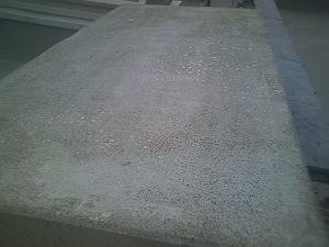 露出防水コンクリート