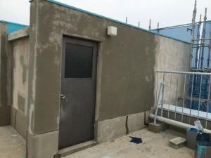 搭屋外壁補修後