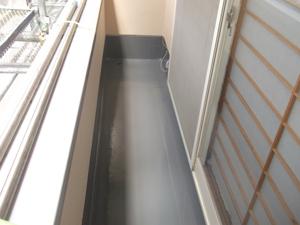 ウレタン塗膜防水トップコート