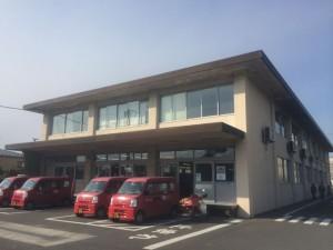 某郵便局大規模修繕工事