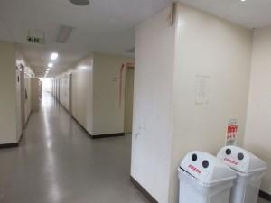 某防衛局施設内部改修工事
