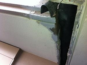 コンクリート打設~型枠解体後