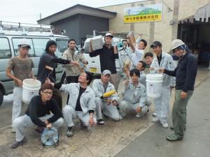 塗装工事班