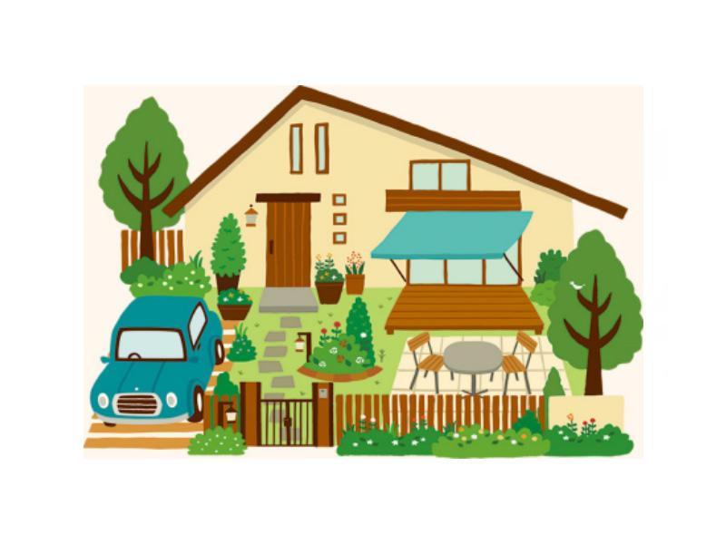 資産価値維持の為の秘策とは?屋根や外壁以外の塗替えについて