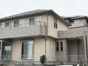 千葉県成田市Y様邸|外壁タイルリフォーム工事