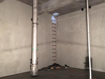 山形県米沢市の地下ピット防水|ケイ酸質系防水工事事例