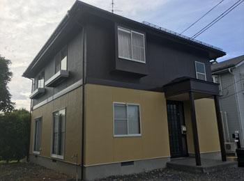 山形県山形市K様邸|木造2階建ての外壁・屋根塗装工事の事例