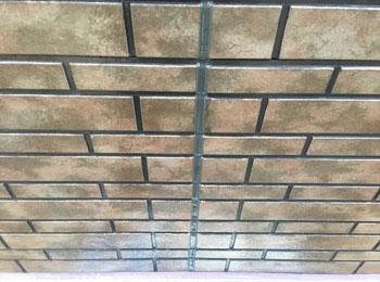 外壁施工後のシーリング