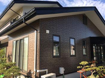 山形県上山市K様邸|木造2階建てのサイディング外壁塗装工事