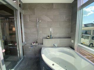 ウェルランドの浴室