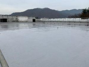 山形県庁屋上防水改修工事