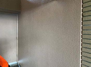 2階エントランス漏⽔修繕